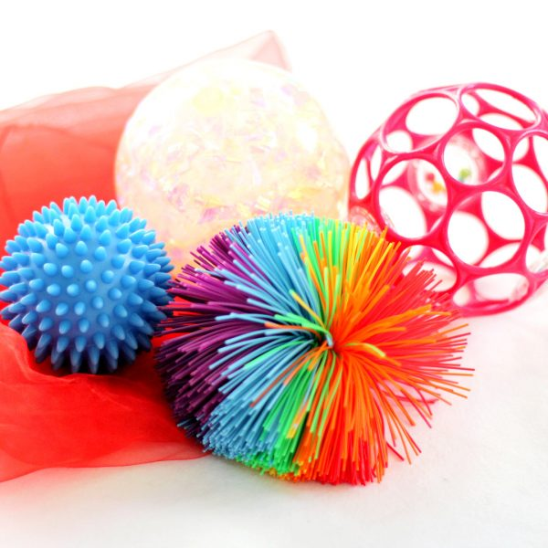 Sansemotorisk legetøj
