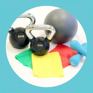Træningsprodukter og redskaber
